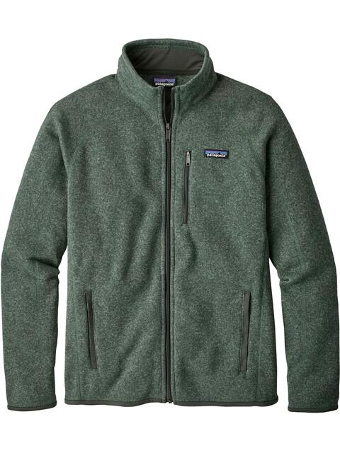 Patagonia Better Sweater Giacca Uomo verde oliva